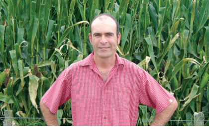 Contract growing maize silage - a profitable option for drystock farmer