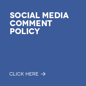 Social Media Comment Policy