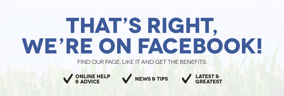 That's Right, We're On Facebook! Find our page. Like it and get the Benefits
