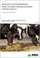 Reducing the environmental impact of dairy farming on water and soil quality