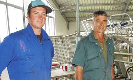 Maize grain & maize silage maximise cow potential